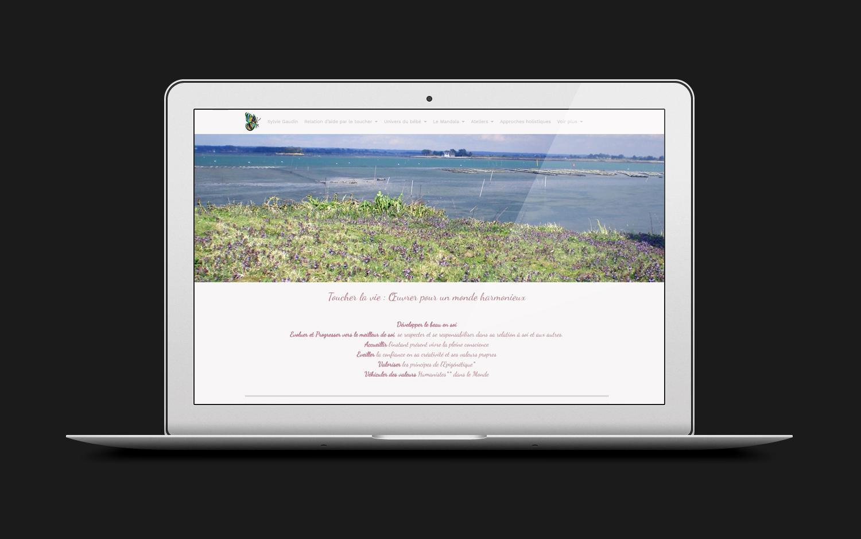 Visuel site web sylvie gaudin